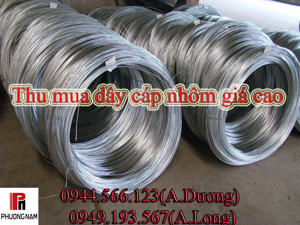 Công ty Phương Nam mua dây cáp nhôm giá cao và uy tín nhất Tphcm | hotline 0944566123
